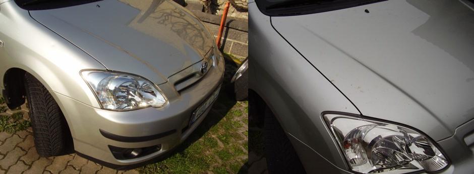 Mobilní a ruční čištění automobilů ekologickou cestou u zákazníka